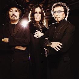 """Il fiammeggiante """"13""""   dei Black Sabbath"""