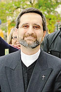 Casnate con Bernate,  don Claudio Madasi