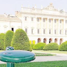 Villa Olmo una sfida  all'Italia dei divieti