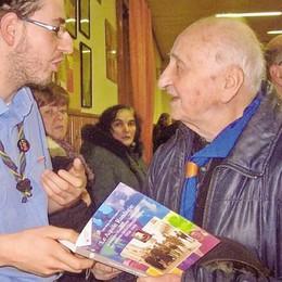 Laglio, addio a Carletto Verga  Il sindaco che visse da scout