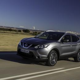 Nuova Nissan Qashqai Bella e tecnologica