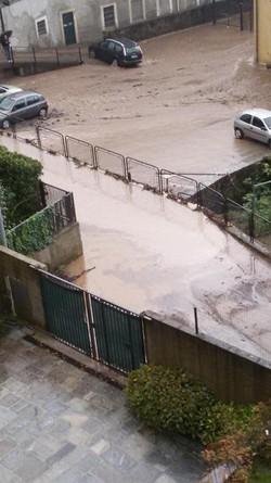 Alluvione a Blevio - di Laura Clerici