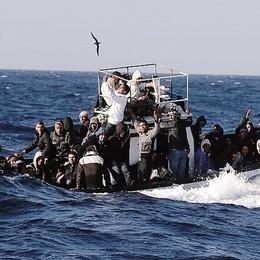 A Como la Croce di Lampedusa  Simbolo dell'accoglienza
