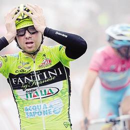 Guarda chi risale in bici È Santambrogio