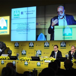 Cernobbio, forum Coldiretti  «Diecimila posti di lavoro  grazie alla cannabis»