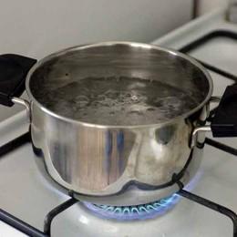 Dizzasco, emergenza idrica  L'acqua non è potabile. Va bollita