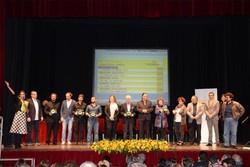 Foto di gruppo con giuria