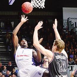 Basket, Johnson-Odom  non si allena: contusione