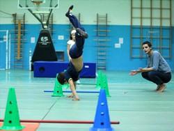 Tanti gli esercizi di equilibrio