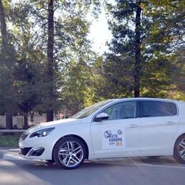Peugeot 308 vince  E' Auto Europa Uiga