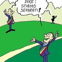 La Val d'Intelvi sfida il ministro  «Non uniremo i nostri servizi»
