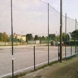 Arosio, via ai lavori  del centro sportivo