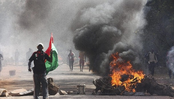 Burkina Faso: 4 italiani bloccati