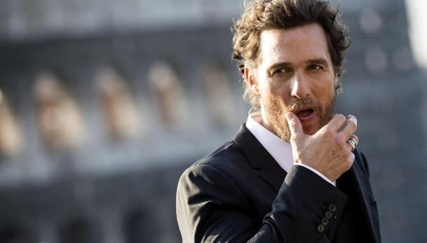 McConaughey, invecchiare non mi spaventa