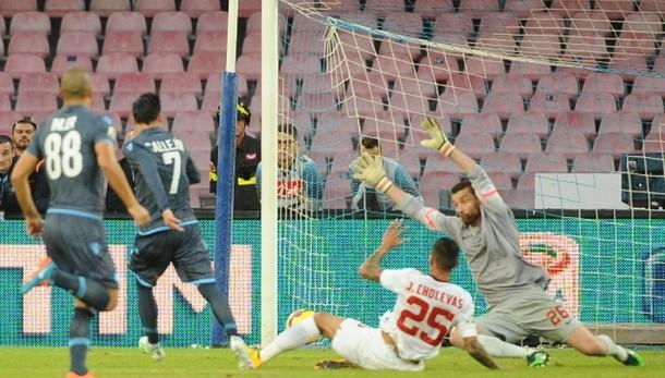 Serie A: il Napoli stende la Roma