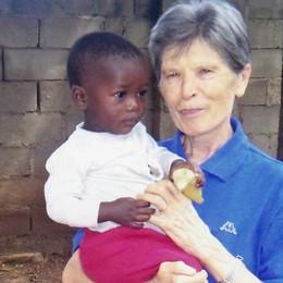 A Tavernerio dopo vent'anni in Congo  «Le suore uccise, donne eccezionali»