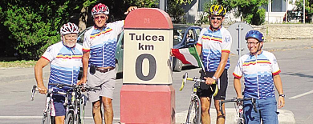 Lurate Caccivio, serata con tre racconti di viaggi in bici da Bratislava fino a Cuba