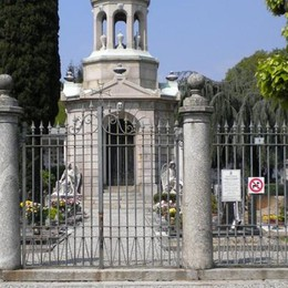 Orsenigo, cimitero vietato agli under 14