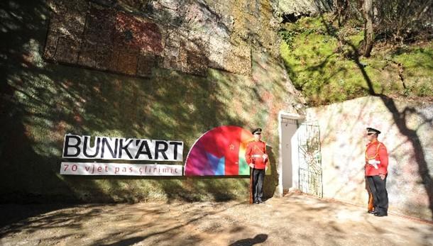Albania, ecco il bunker di Enver Hoxha