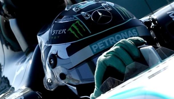 F1: Abu Dhabi, Rosberg in pole position
