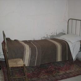 Germasino, su ebay il letto di Mussolini