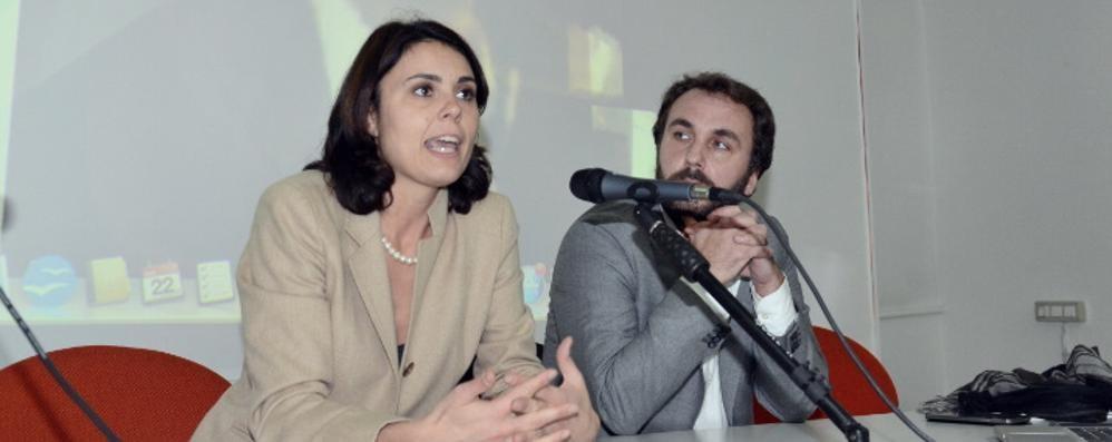 Simona Bonafè ospite dell'Accademia Galli