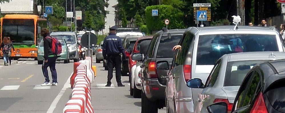 Mariano, imprese contro il Comune  «Sul traffico non ha idee»