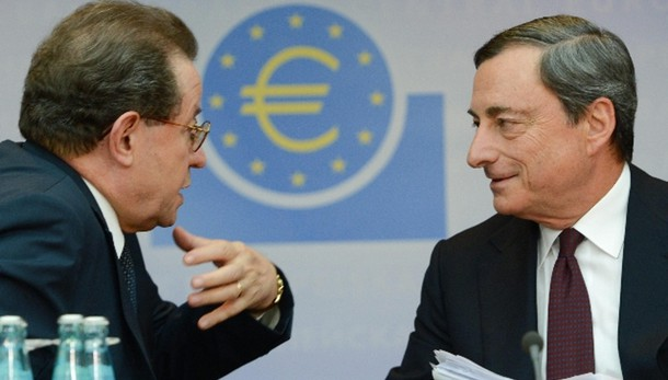 Draghi, bene piano Juncker