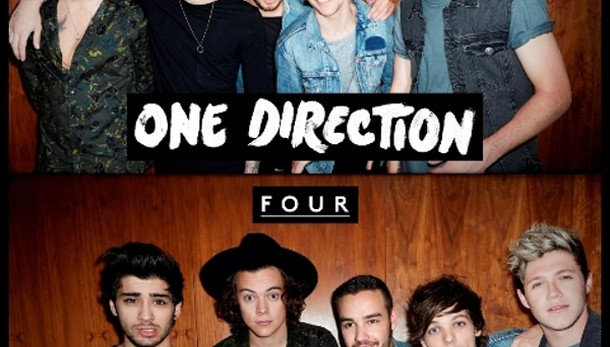 Hit parade, One Direction primi con Four