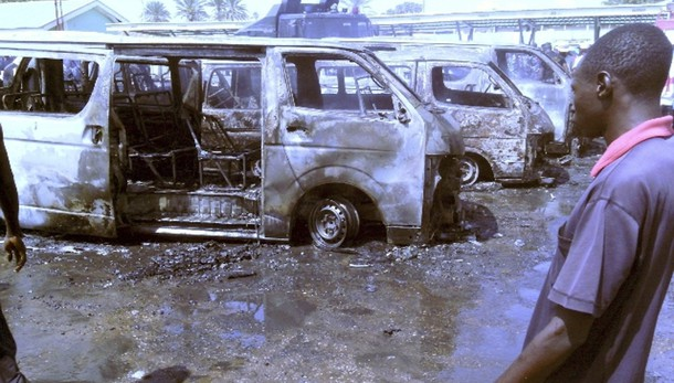Nigeria: bomba in stazione bus, 40 morti
