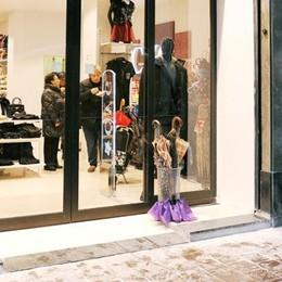 Como, Mantovani riapre  con uno store della moda