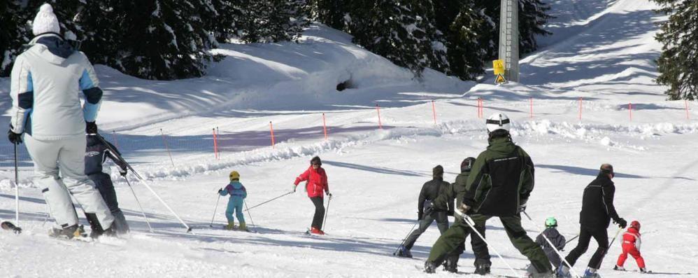 Neve in Valtellina, in regalo l'inserto sulla stagione dello sci