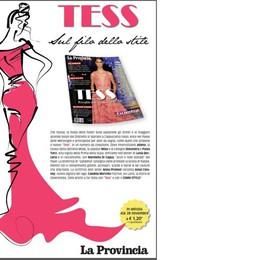 In edicola Tess  Rivista di tessile e moda