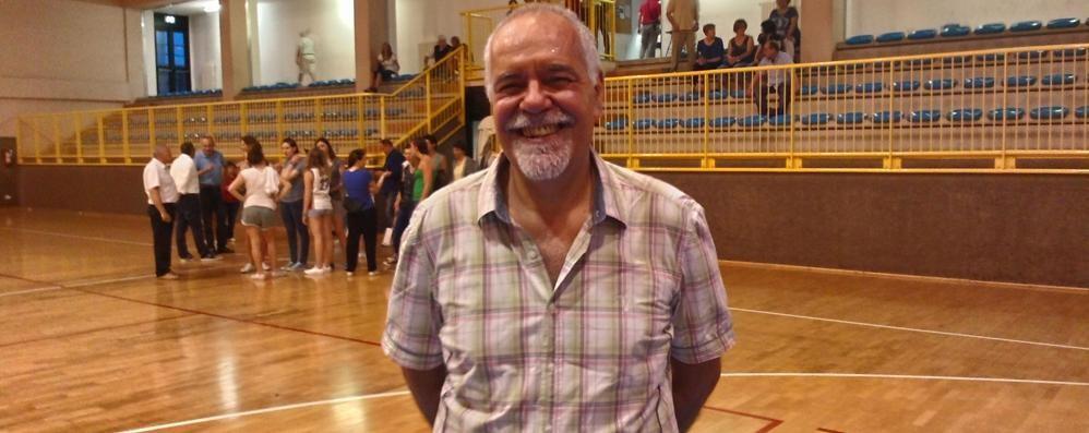 Terremoto al Basket Como Esonerato coach Faggioli