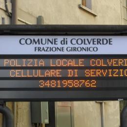 Arriva il cartello con il nome Colverde Cambiati anche nomi e numeri delle vie