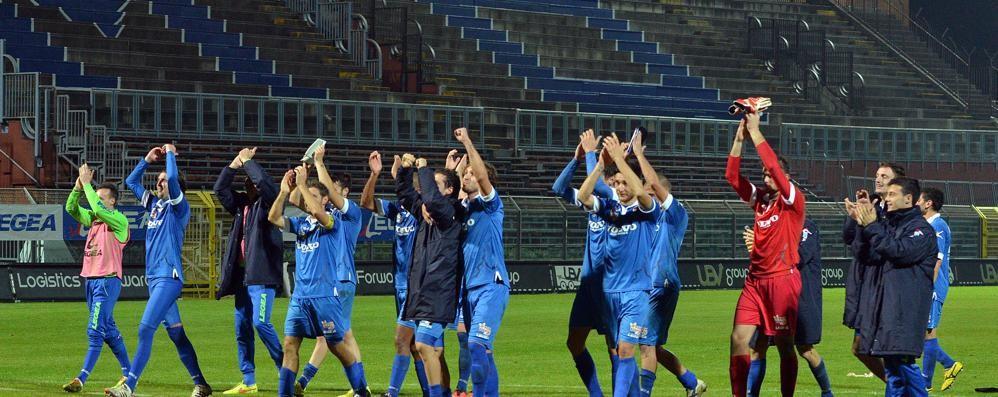 Como, tifosi a Novara   Trasferta anche in pullman