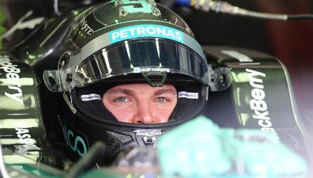 F1: Brasile, Rosberg si conferma primo