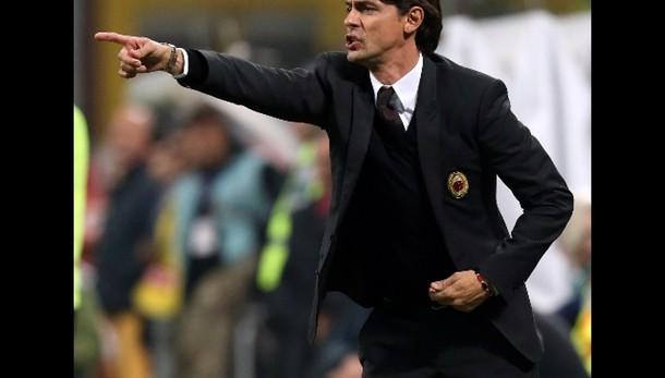 Inzaghi, sono certo che il Milan reagirà