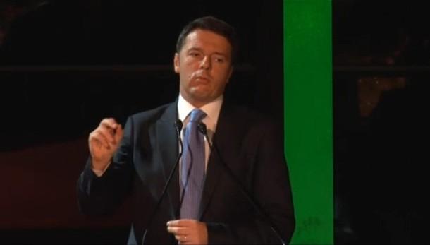 Renzi, via muffa, puntiamo ad eccellenze