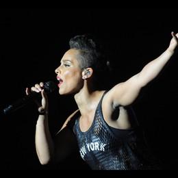 Anche Alicia Keys sul palco degli Ema