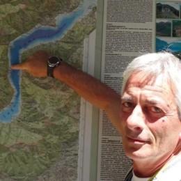 Il giro del lago a piedi lungo 175 chilometri