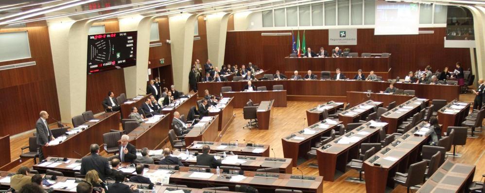 Ex politici della Regione, tremila euro al mese per cinque anni di lavoro