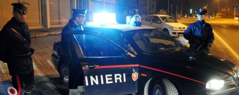 Rapinatore inseguito dopo il colpo  Arrestato a Rovellasca