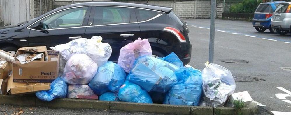 «Chi getta i rifiuti nei posti dei disabili?»  Il Comune di Olgiate Comasco indaga