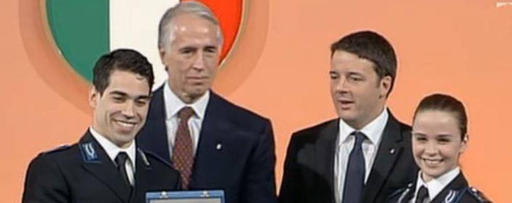 Quattro (e mezzo) Collari d'Oro E Renzi è socio della Lario