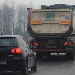 «Troppo fango, strade a rischio»   La Pedemontana sotto accusa