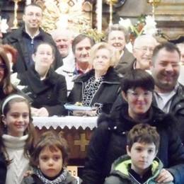 Colverde celebra la Santa Famiglia  Con dieci esempi