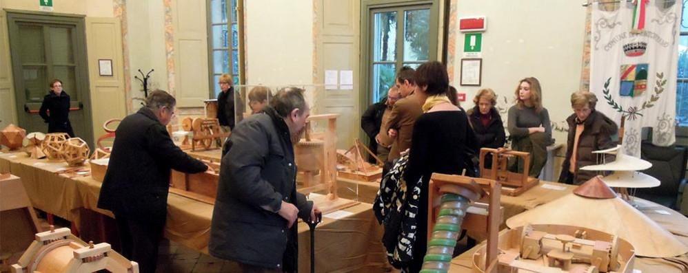 L'artigiano del legno che ricrea Leonardo