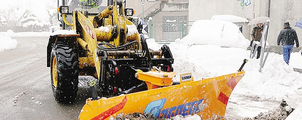Piano neve  si indaga sugli appalti