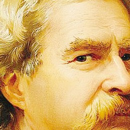 L'inedito Mark Twain  «Interviste? Spazzatura»